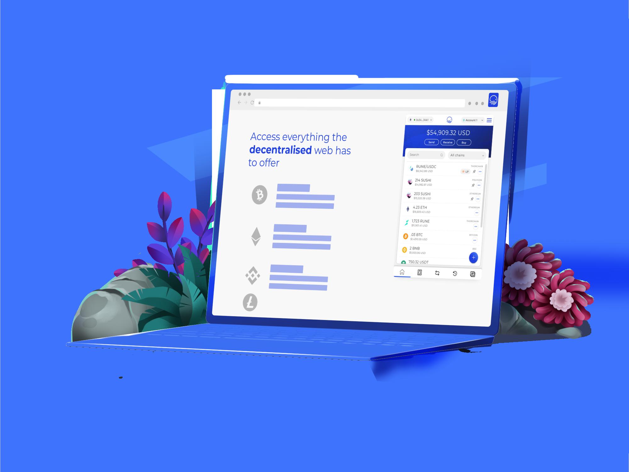Wallet in Situ - Desktop